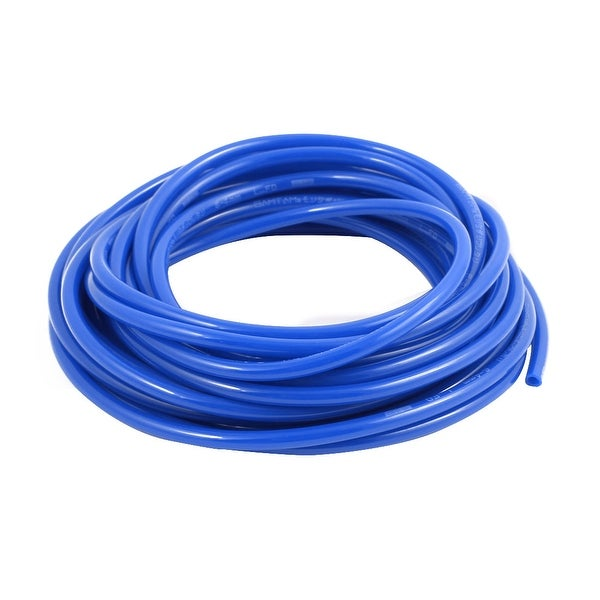 6mm x 4mm Pneumatic Air Compressor Tubing PU Hose Tube Pipe 8 meter Blue  sc 1 st  Overstock & Shop 6mm x 4mm Pneumatic Air Compressor Tubing PU Hose Tube Pipe 8 ...
