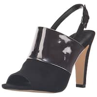 Nine West Women's Adaline Patent Dress Pump - 6