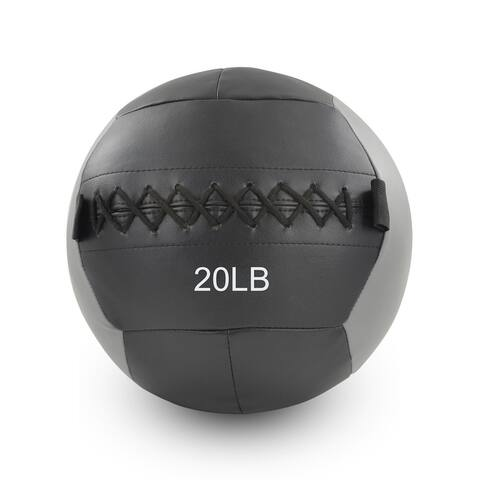 Soft Weighted Ball for Full Body Workout Exercises