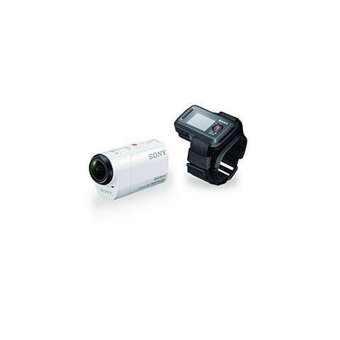 Sony HDRAZ1VR/W Action Camera Mini Kit with Live View Remote - N/A