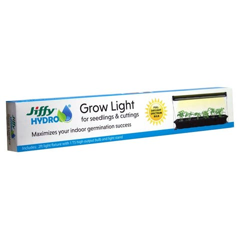 Jiffy JHLIGHT-9 Hydro Grow Light for Seedlings & Cuttings