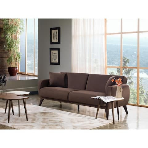 """Hudson Bellona Upholstered Sofa-In-A-Box - 33""""x79""""x31"""""""