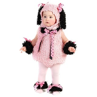Baby Poodle Infant Toddler Halloween Costume