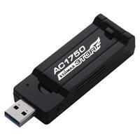 Edimax Network EW-7833UAC AC1750 Wireless Dual-Band Wi-Fi USB3.0 Adapter  Retail
