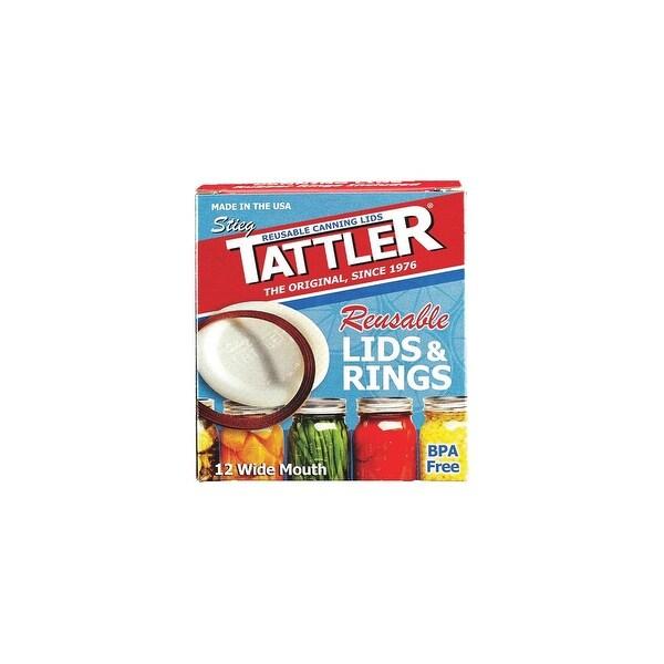 Tattler W/M Reusable Canning Lid