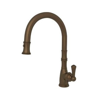 Rohl U.4744-2 Perrin and Rowe Brass Pulldown Kitchen Faucet