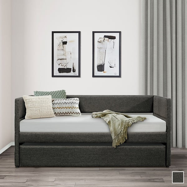 Manasa Daybed with Trundle. Opens flyout.
