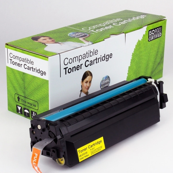 Value Brand replacement for HP 410X Yellow Toner CF412X (5,000 Yield)