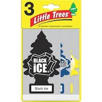Car-Freshner 3Pk Air Freshener U3P-30100 Unit: CARD