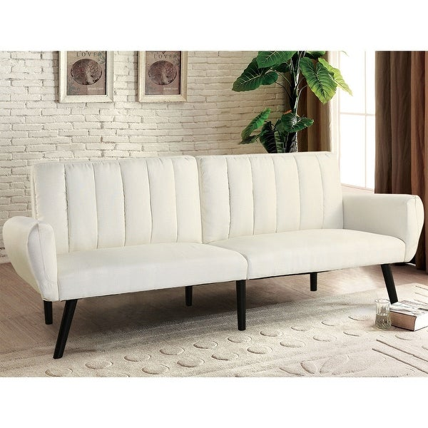 Shop Costway Sofa Futon Bed Sleeper Couch Convertible