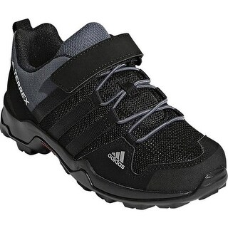 adidas Children's Terrex AX 2.0 R Cloudfoam Hiking Shoe Black/Black/Onix