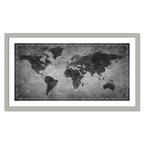 Greyscale Map