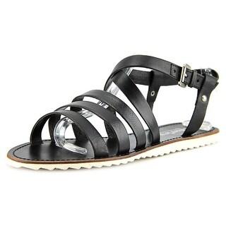 Charles By Charles David Vita Women Open Toe Leather Gladiator Sandal