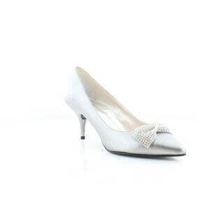 Caparros E-Bow Women's Heels Pewter - 8.5
