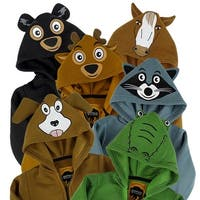Buffalo Outdoors® Toddler Animal Hoodies