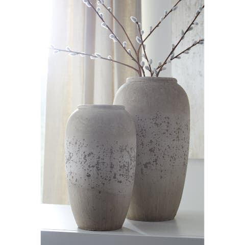 Dimitra Vintage Casual Vase - Set of 2