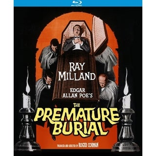 Premature Burial (1962) [BLU-RAY]