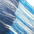 Sunnydaze Blue Mayan Hammock - Thumbnail 6
