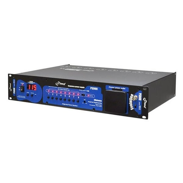 PylePro PS900 Audio Processor Power Sequencer with 9 Outputs