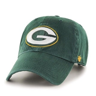 Green Bay Packers 47 Brand Clean Up Cap