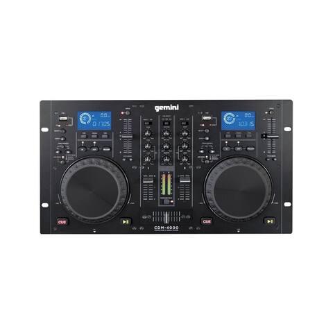 GEMINI CDM 4000: CD/MP3/USB Media Player