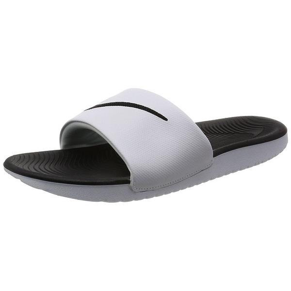 a5e074b4f14d Shop NIKE Boy s Kawa (GS PS) Sandal