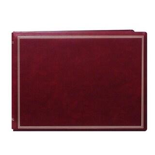 Pioneer Jumbo Magnetic Page X-Pando Photo Album (Burgundy Red)