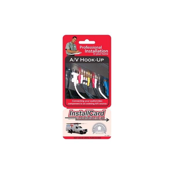 Monoprice A/V Hook-Up Install