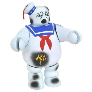 "Ghostbusters Battle Damaged Stay Puft 4"" Vinimates Vinyl Figure (SDCC 2017 Exclusive) - multi"