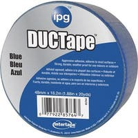 Intertape Polymer Group 20Yds Blue Duct Tape 6720BLU Unit: EACH