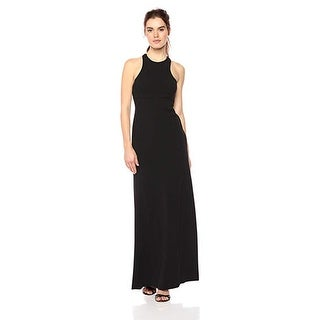 Vera Wang Women's Fitted Gown Dress