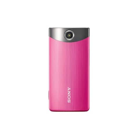 Sony MHS-TS20K/P 8GB Bloggie Touch Camera Kit (Pink) - N/A