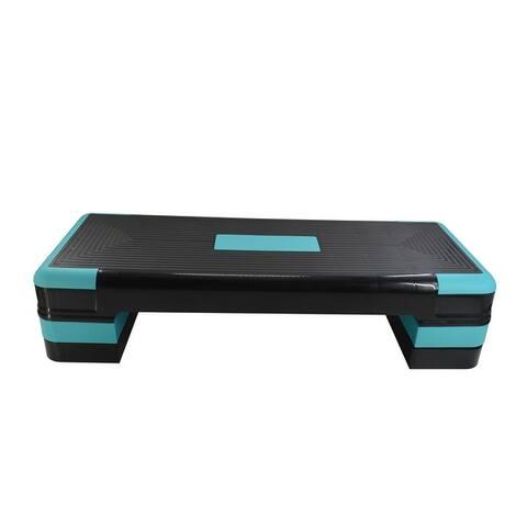 Multi-level Adjustable Aerobic Step Platform