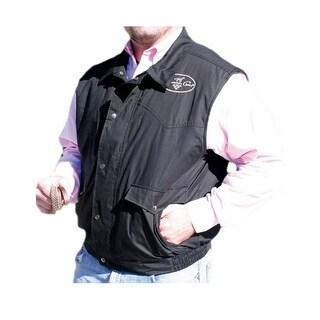 Professionals Choice Vest Mens Softshell Logo Fleece Lined PCVEST