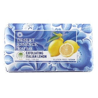 Desert Essence Bar Soap Exfol Itl Lemon 5-ounce
