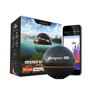 Deeper Wireless Smart Sonar PRO+ Fishfinder Shore/Ice Fish