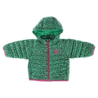 Adidas Baby Girls Adidas Toddlers Snow Jacket Mint - mint/maroon/pink