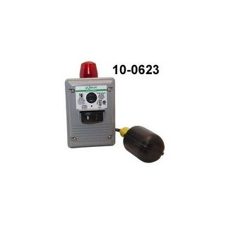 Zoeller 10-0623 Indoor / Outdoor High Water Alarm