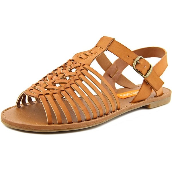 Rocket Dog Harp Women Open-Toe Synthetic Slingback Sandal