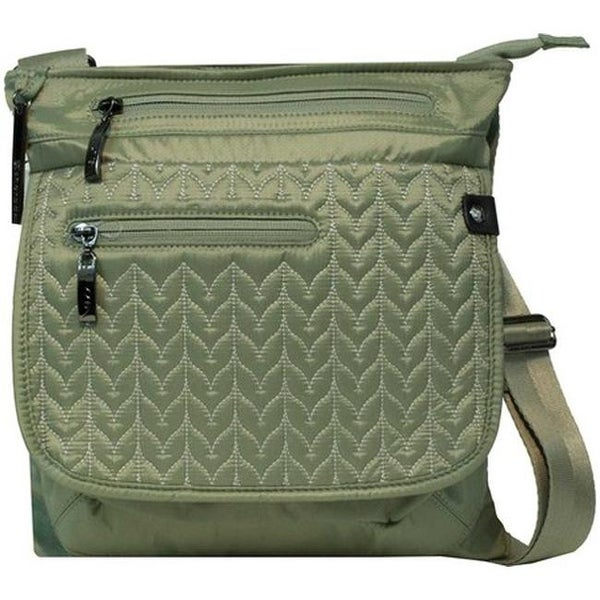 1866e2709288 Shop Sherpani Women's Jag L.E. RFID Medium Crossbody Bag Willow - US  Women's One Size (Size None) - Free Shipping Today - Overstock - 25667266