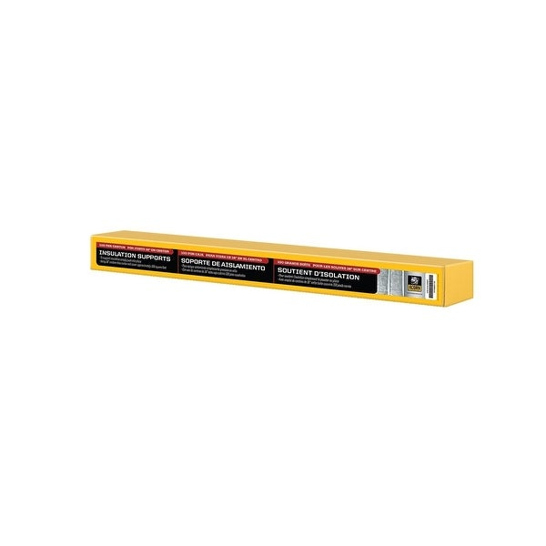 """Acorn IHW16100 Insulation Support Wire, Carbon Steel, 16"""" L"""