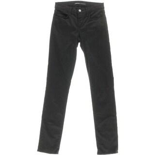 J Brand Womens Twill Skinny Leg Casual Pants - 24