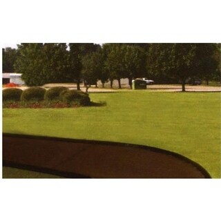 Wholesale Playgrounds Pedal Path Curve Section Ground Stake Black