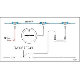 raymarine outdoor equipment shop our best sports outdoors deals e70241 raymarine e70241 volvo engine y loom cable