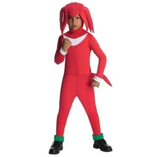 Child Knuckles Costume
