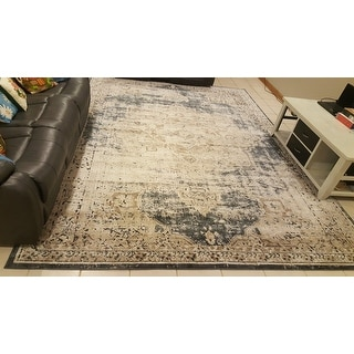 Unique Loom Roosevelt Chateau Rug - 9' x 12'