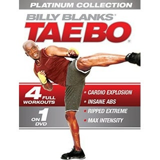 Tae Bo Platinum Collection [DVD]