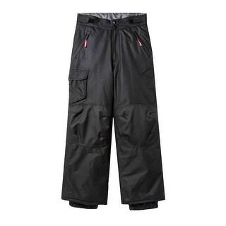 C9 Champion Boys' Cargo Water & Wind Resistant Snow Pant - medium (8-10)