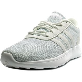 Adidas Lite Racer Women Round Toe Synthetic White Running Shoe