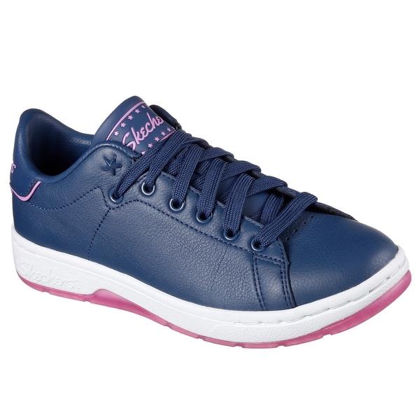 Shop Skechers 840 NVPK Women s ALPHA-LITE-COOL KID Sneakers - Free ... e4939edd03